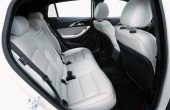 2020 Infiniti QX30 Seating Leather Updates