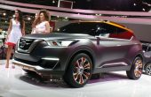 2020 Nissan Kicks Hybrid SUV Preview