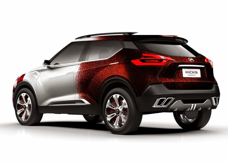 2020 Nissan Kicks Redesign and Changes