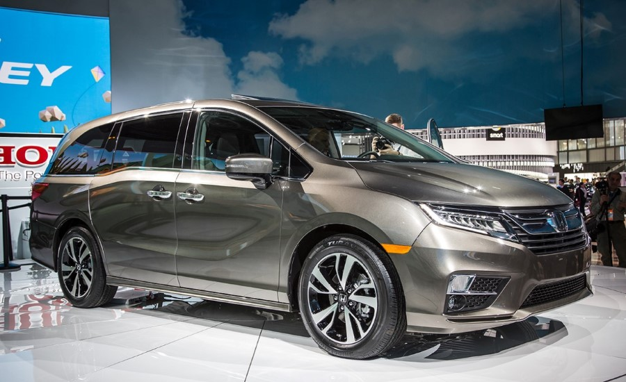 New Honda Odyssey Release Date