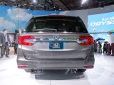 New Honda Odyssey Specs with hybrid