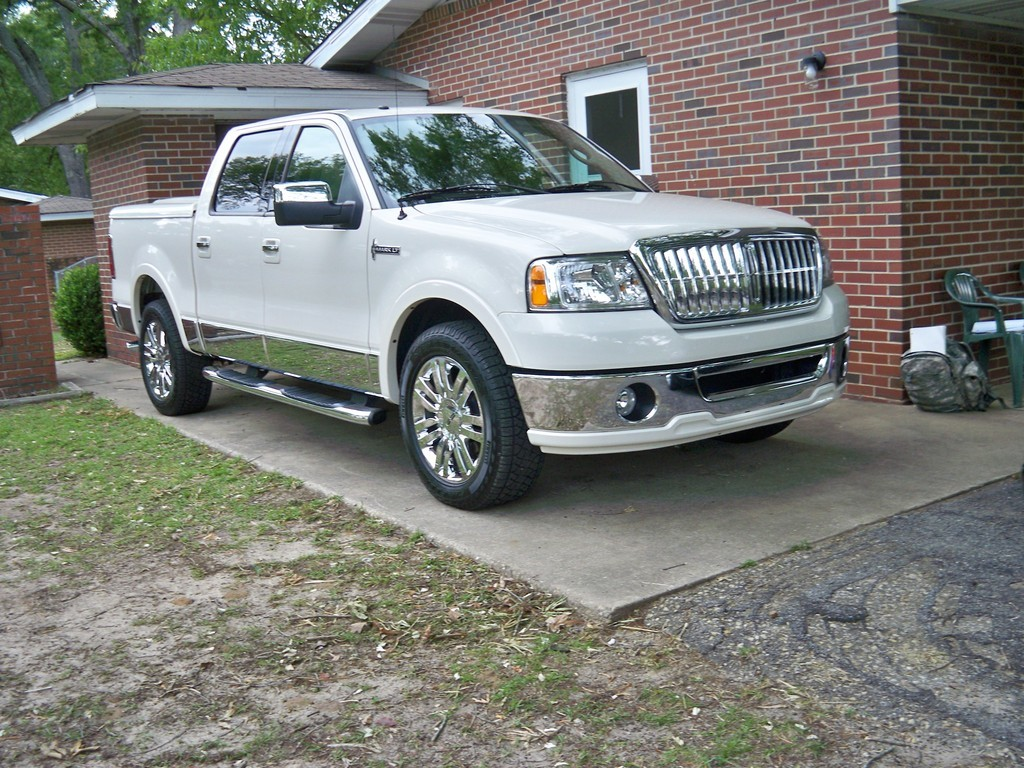 New Lincoln Pickup Truck For Sale