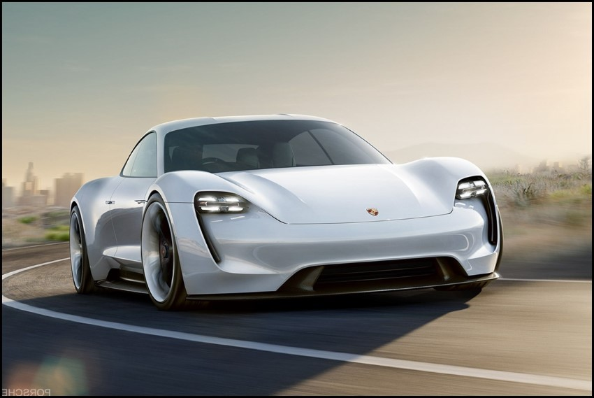 Porsche Taycan Horsepower & Batteray Range