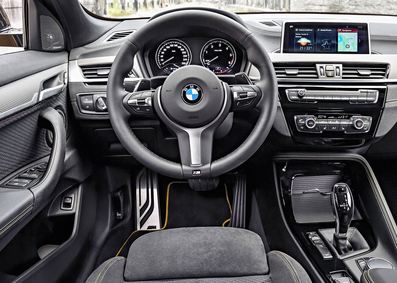 2020 BMW X2 Review Interior & Fetures