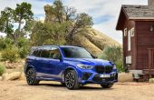 2020 BMW X5 M Competition Dimensions