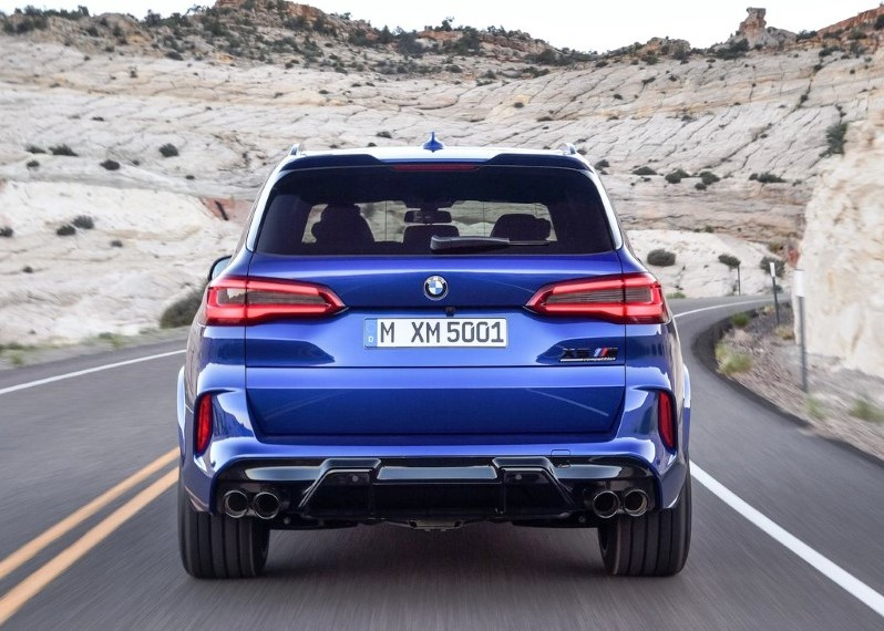 2020 BMW X5 M Competition Pricing