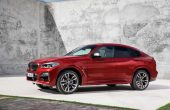 2020 BMW X6 Dimensions & Changes