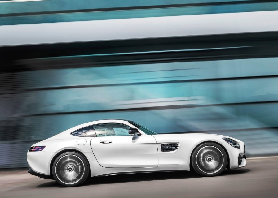 2020 Mercedes-Benz AMG GT Acceleration 0-60