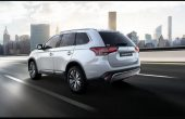 2020 Mitsubishi Outlander Exterior Changes With White Pearl Colors