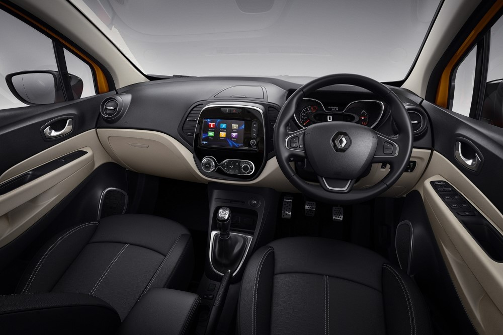 2020 Renault Captur Interior New Features