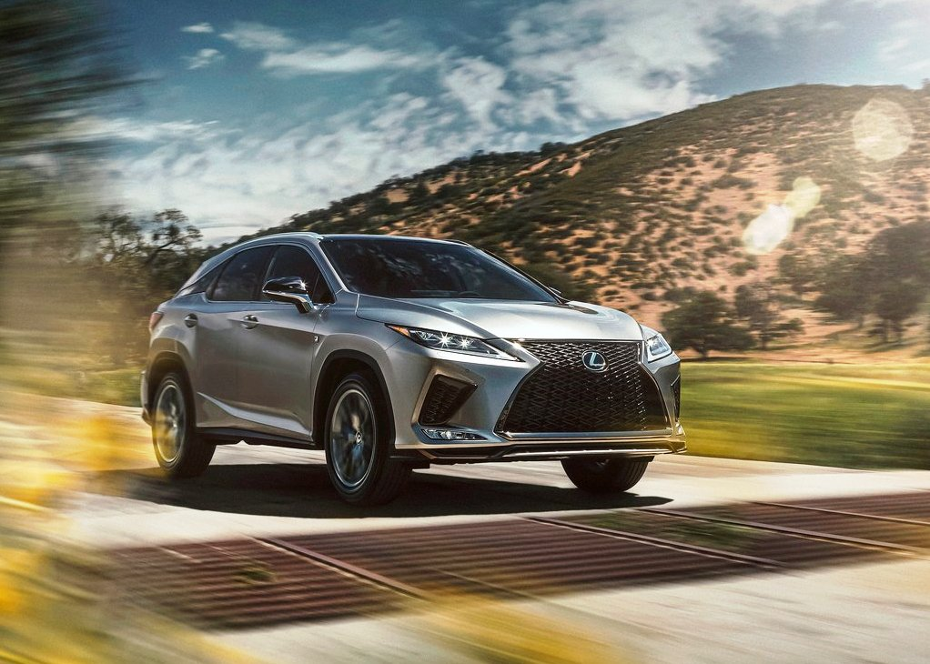 2021 Lexus RX 450h Release Date & Pricing
