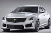 2020 Cadillac CTS-V Redesign and Changes Photo Rendered