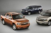2020 Chevrolet Avalanche Configurations & Colors
