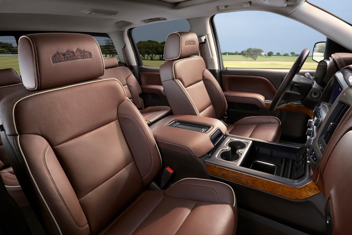 2020 Chevrolet Avalanche Interior Changes