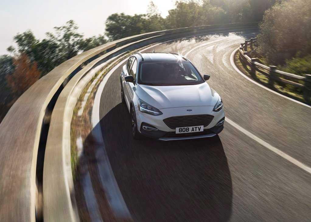 2020 Ford Focus Active Price & Lease