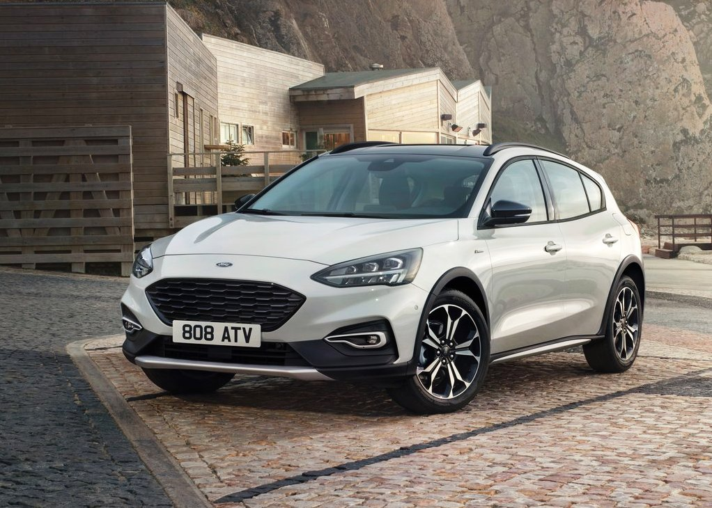 2020 Ford Focus Active Redesign