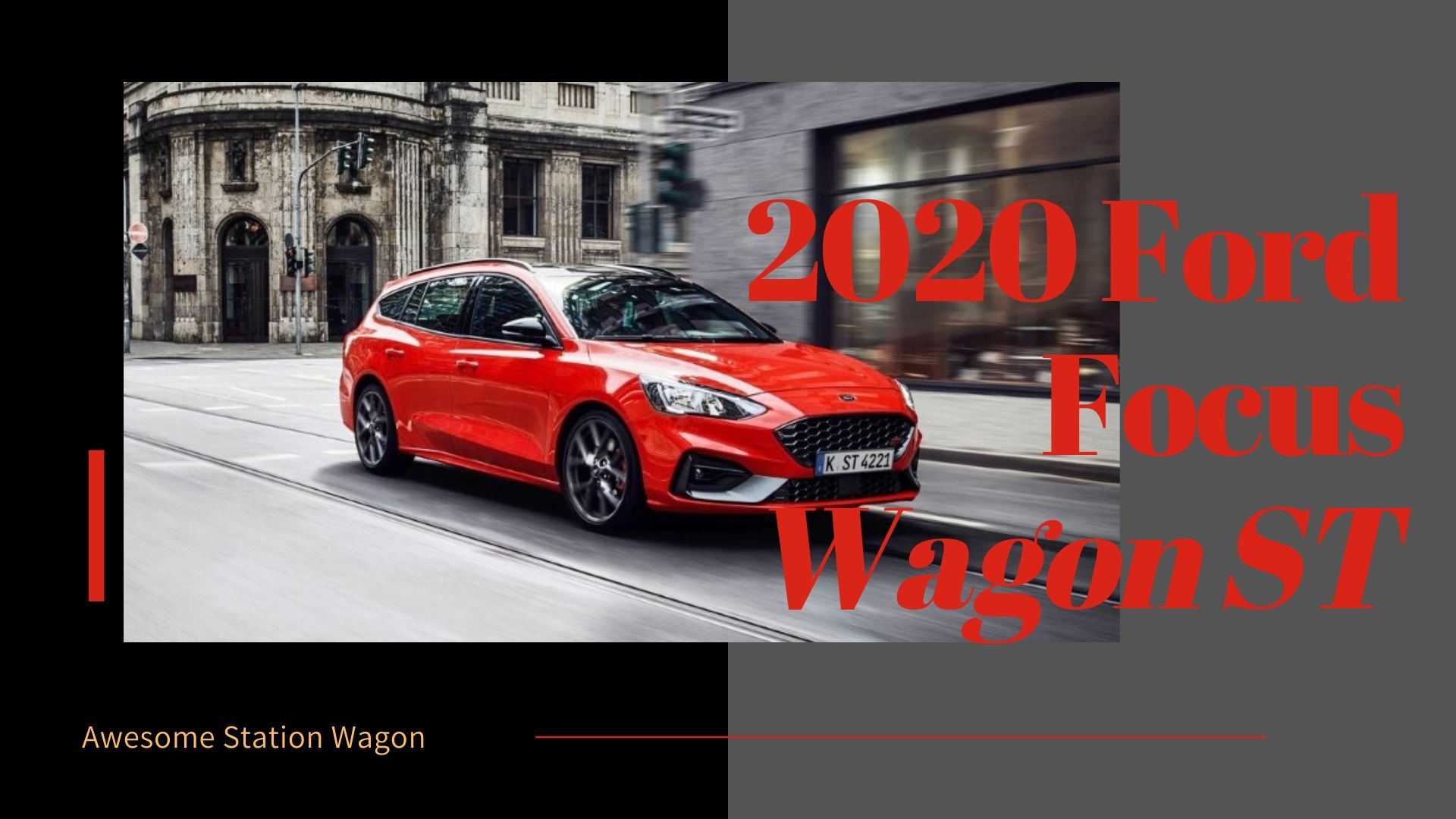 2020 Ford Focus Wagon Release Date & Price