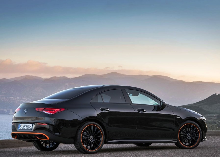 2020 Mercedes CLA Coupe MSRP and Equipment