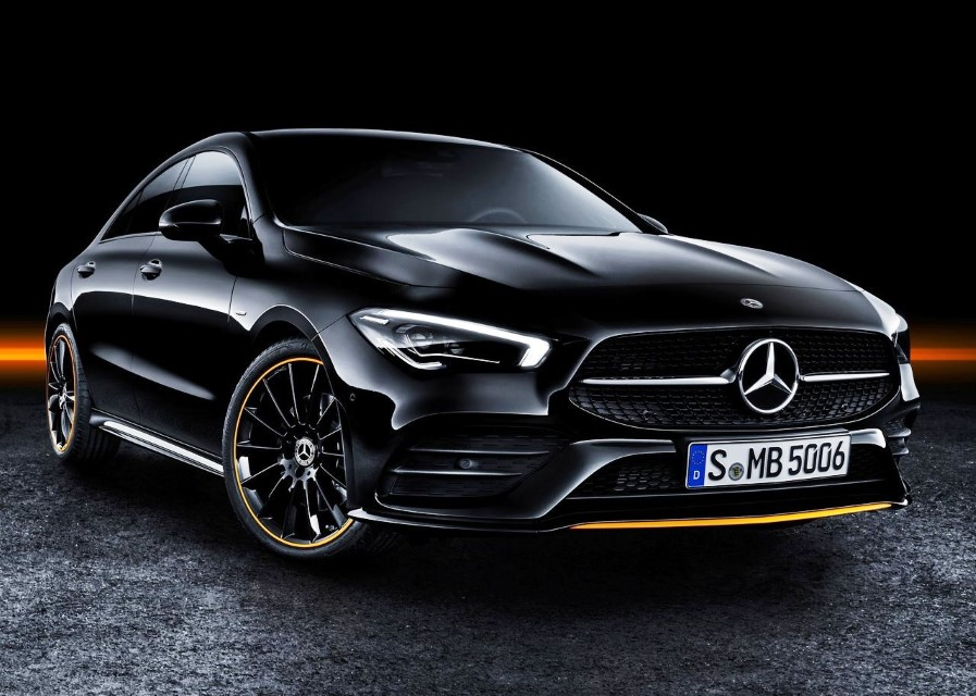 2020 Mercedes CLA Design - Futuristic and Elegant