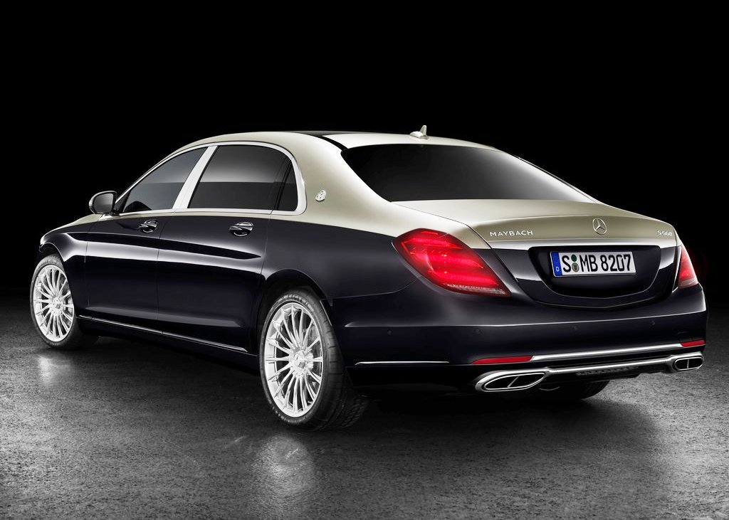 2020 Mercedes S-Class Maybach Review