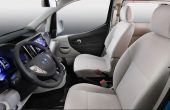 2020 Nissan E-NV200 Interior