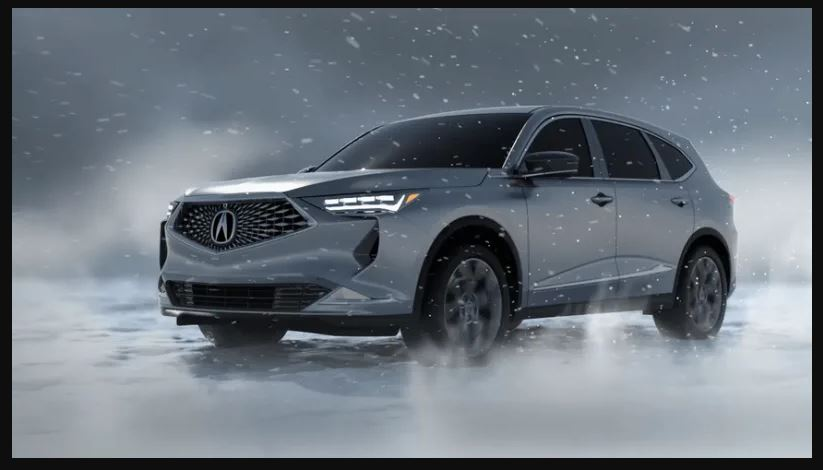 2021 Acura MDX Price & Availability