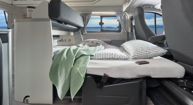 2021 Ford Tourneo Custom Interior for Transit Vans