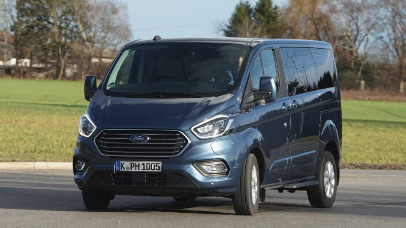 2021 Ford Tourneo Electric
