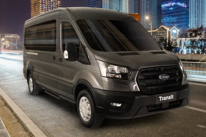 2021 Ford Tourneo Redesign and Changes