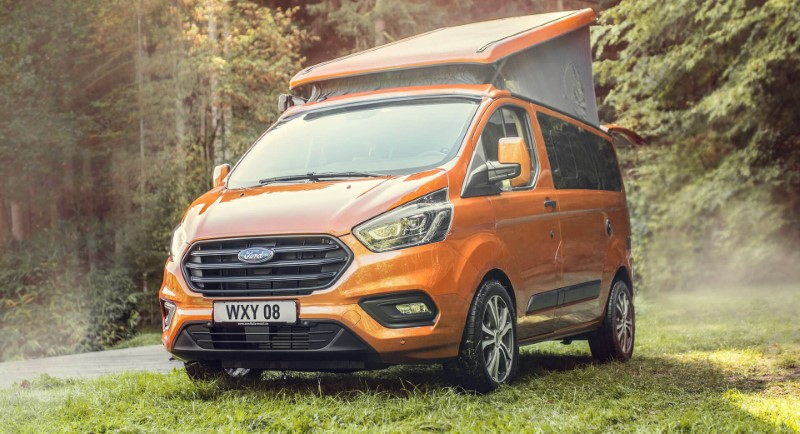 2021 Ford Tourneo aka transit Custom Review