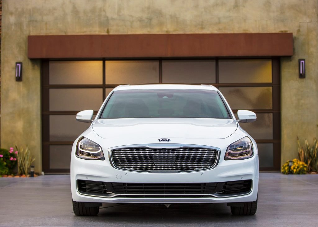 2021 Kia K900 Exterior Luxury Sedan
