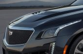 New Cadillac CTS V Quarter Mile