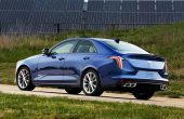 2020 Cadillac ATS-V Price & Availability