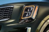 2021 Kia Telluride Changes Exterior New Headlamps