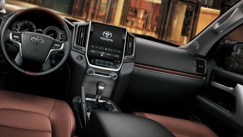 2021 Toyota Harrier Interior Updates