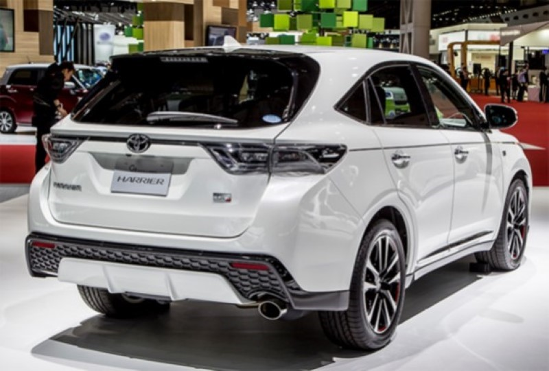2021 Toyota Harrier Release Date & Price