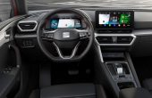 All New Seat Leon Dashboard Pictures