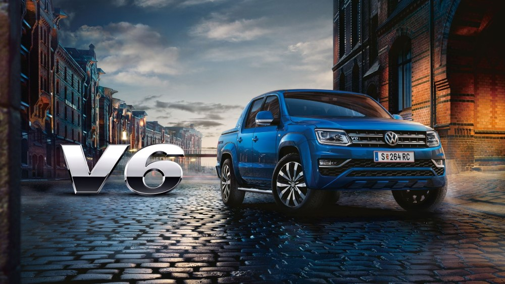 2021 VW Amarok V6 Diesel Engine Performance