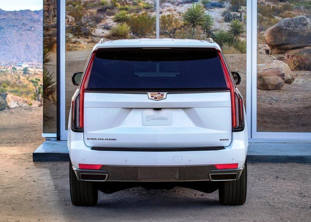 2021 Cadillac Escalade Platinum White Colors