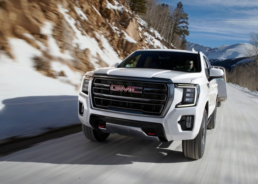 2021 GMC Yukon AT4 Engine Performance