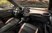 2021 Chevrolet Trailblazer Interior Features