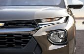 2021 Chevrolet Trailblazer New Grilles and Headlamp