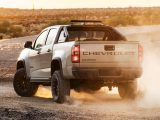 2021 Chevy Colorado ZR2 Engine Specs