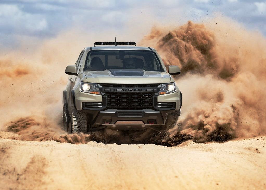 2021 Chevy Colorado ZR2 Release Date & MSRP