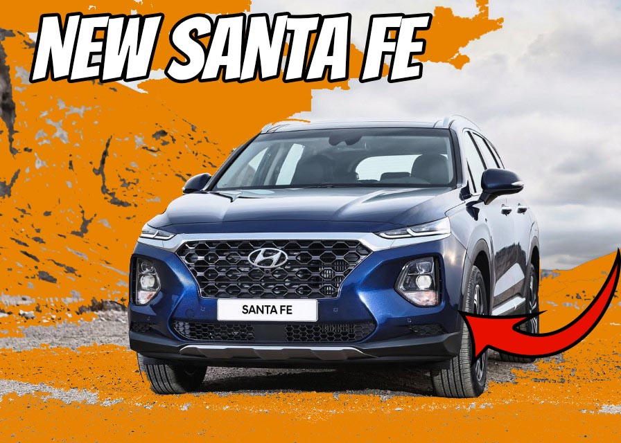 2021 Hyundai Santa Fe Price in USA