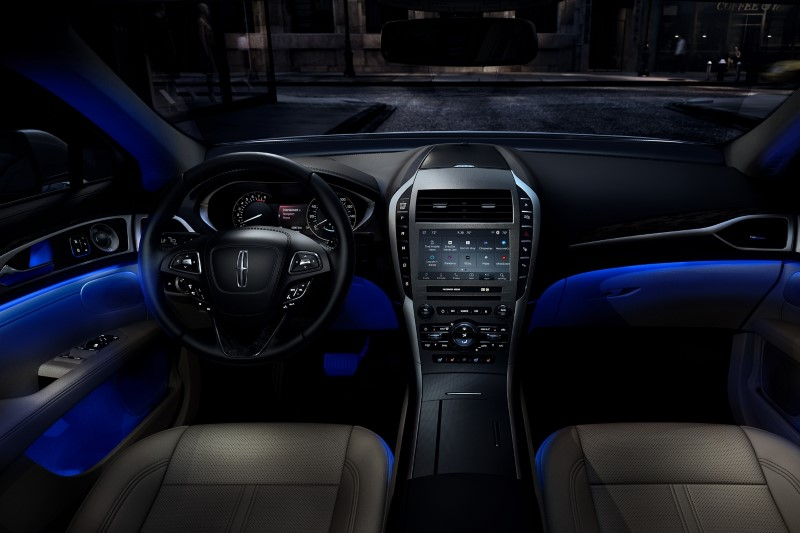 2021 Lincoln MKZ Interior Changes
