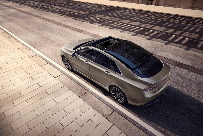 2021 Lincoln MKZ Price & Lease Deals