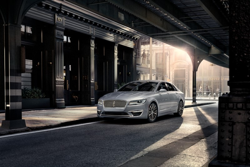 2021 Lincoln MKZ Replacement Name