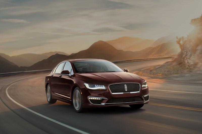 2021 Lincoln MKZ Reserve New Version