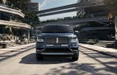2021 Lincoln Navigator New Front Grill Design